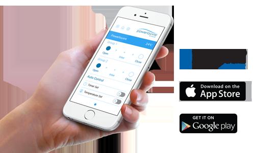 Breezway Powerlouvre App