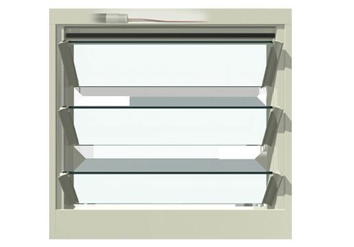 Breezway Powerlouvre Window