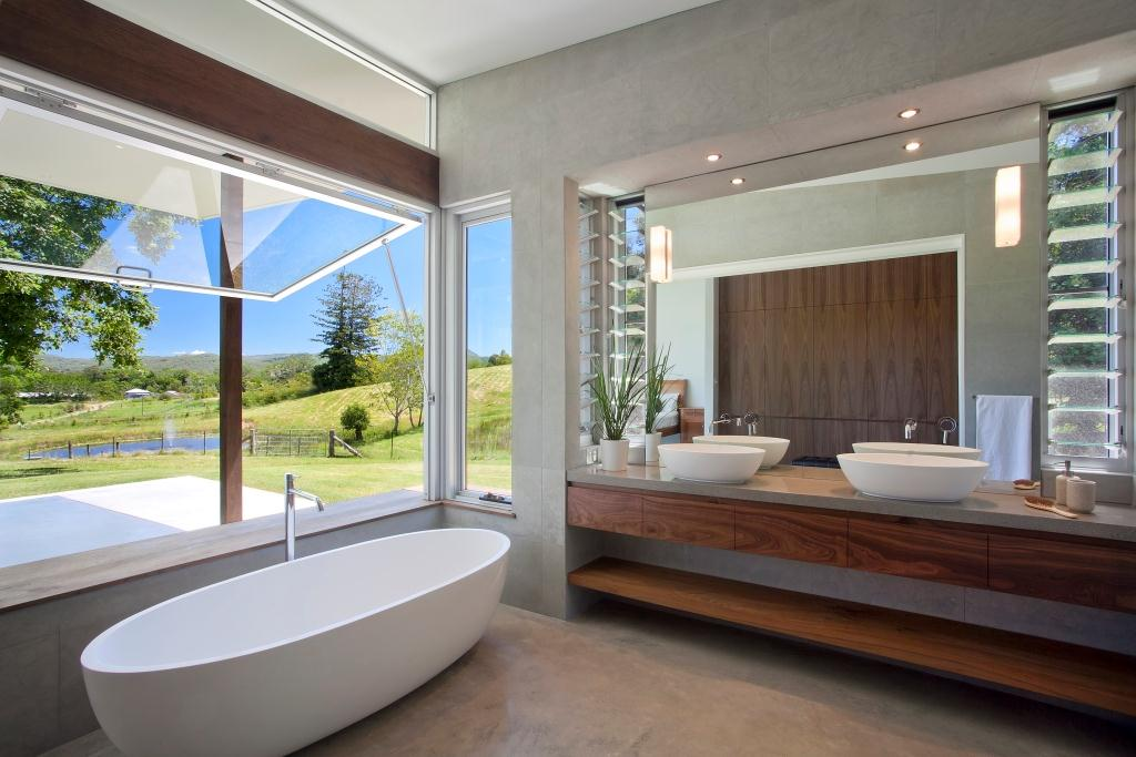 Altair Louvre Windows From Breezway Operate Perfectly When A Tall Narrow Window Is Called For
