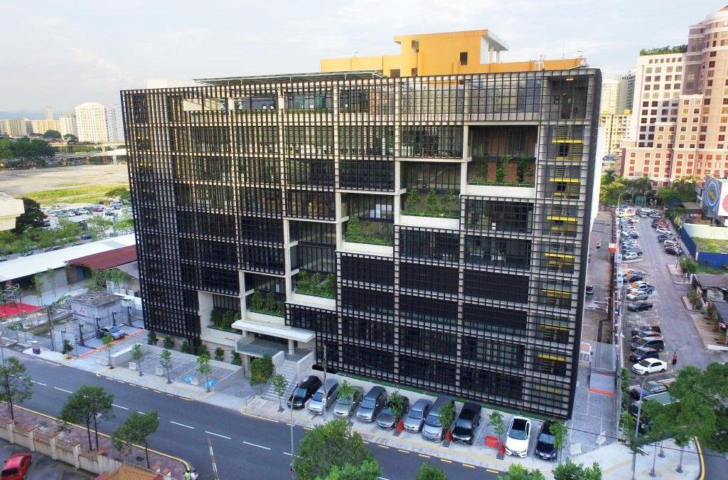 PAM Centre, Utilising Sustainable Features