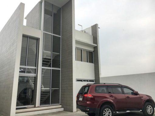 Naturally Lit Graphitek Signmaker Corporation Office, Philippines