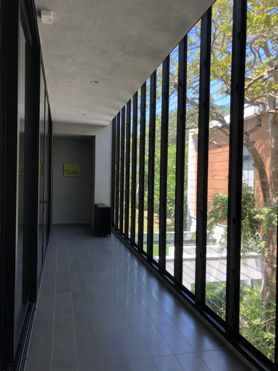 Enjoy uninterrupted outdoor views with Breezway Louvres