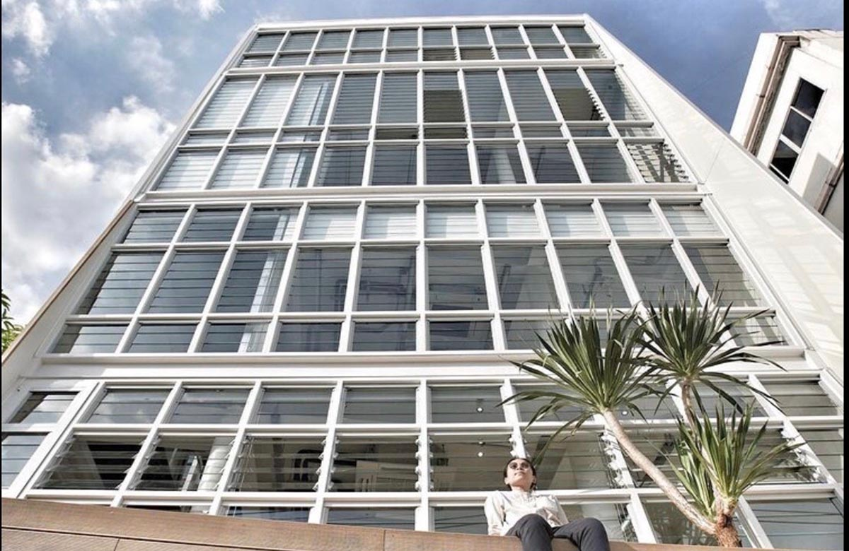 Open up your office buildings to natural light and fresh air with Breezway Louvres