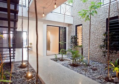 TTDI Modern House with Breezway Louvres